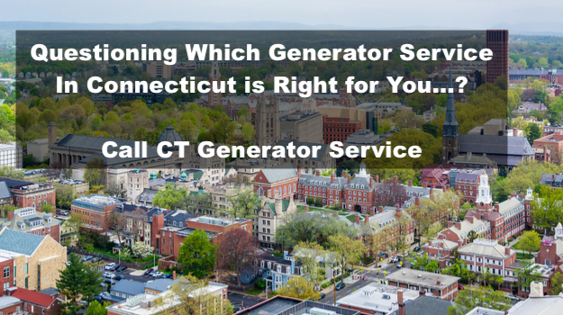 Questions to Ask When Choosing a Standby Generator Service