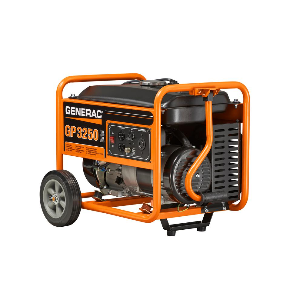 5 Tips for Portable Generator Maintenance