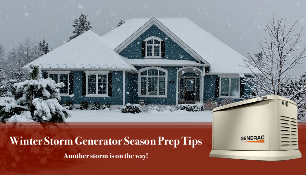 12 Winter Storm Generator Season Prep Tips!