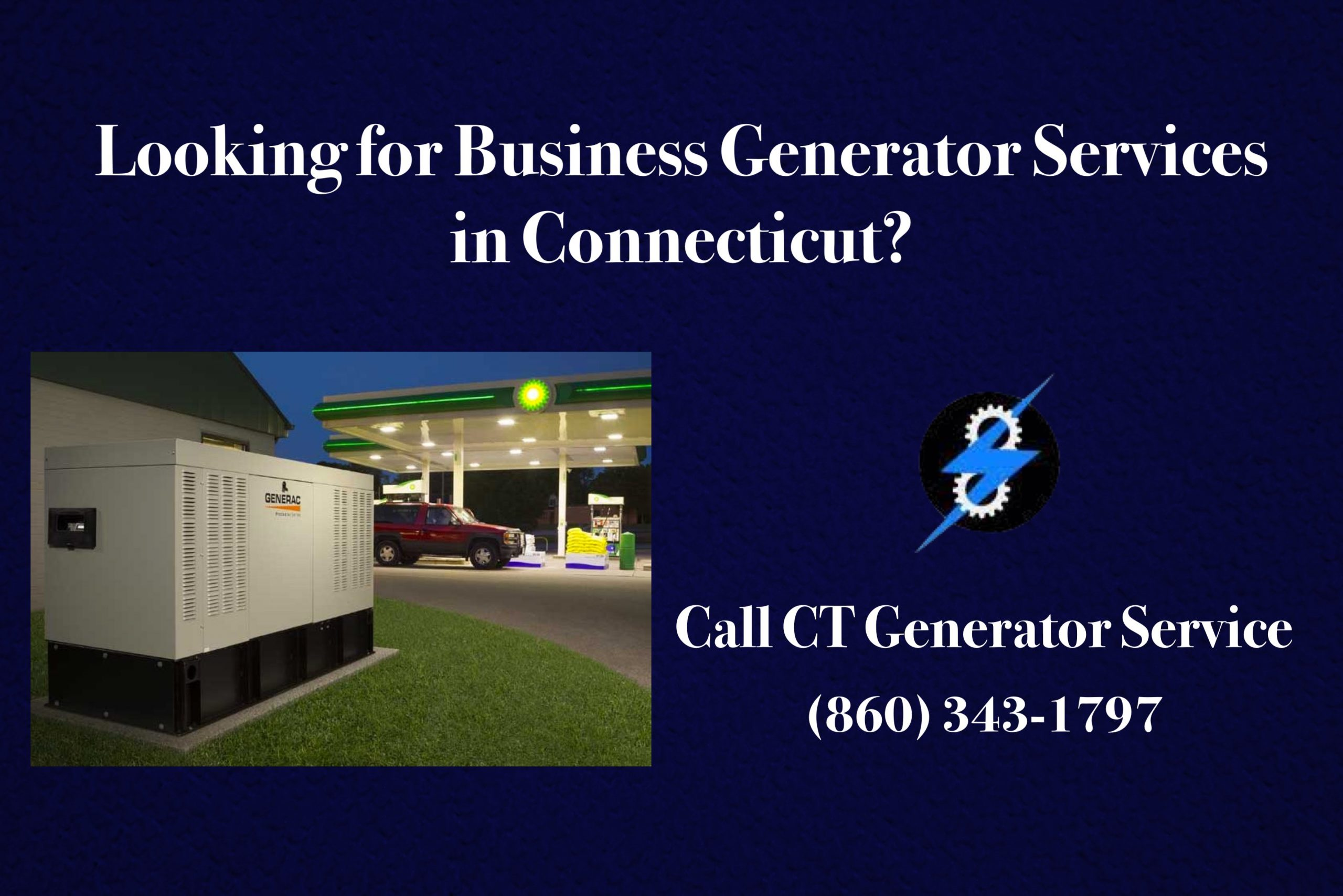 generator for your business in Connecticut