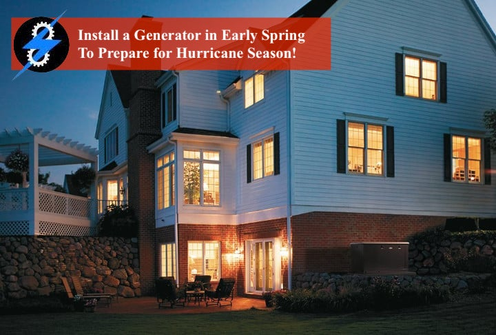 Install a Standby Home Generator