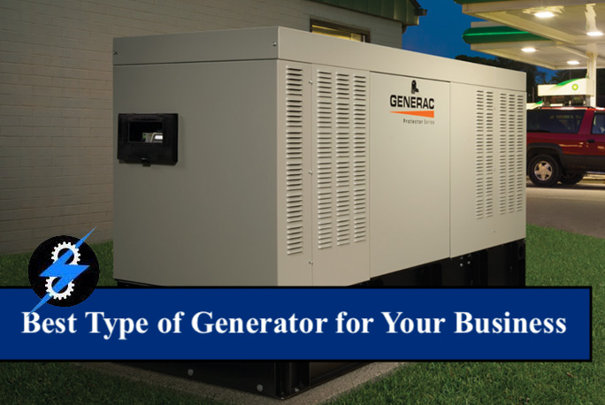 best type of generator for your business