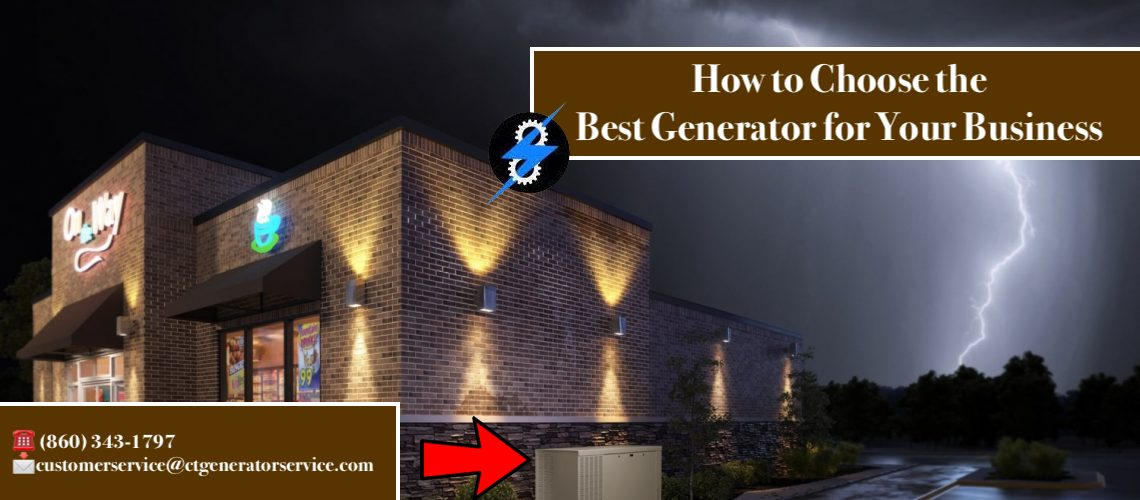 Best Generator for Your Business