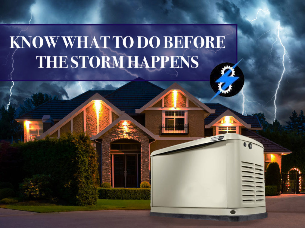 Things to Know About Generators During the Tropical Storm Elsa Power Outages